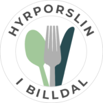 Logotype-hyrporslin